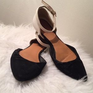Charlotte Russe Two-Toned Flats